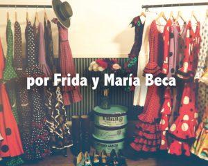 TELVA Frida Beca y Maria Beca